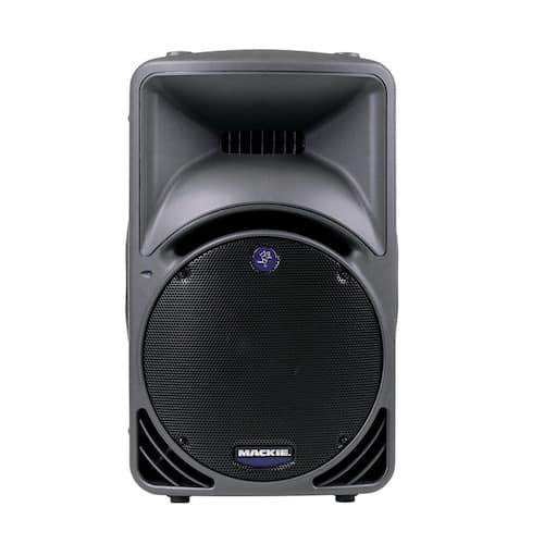 Mackie Pa Speaker System Large Oxford Sound Hire