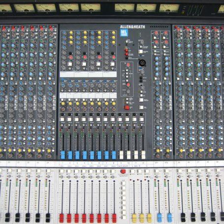 Allen & Heath ML4000 48 Channel Audio Console