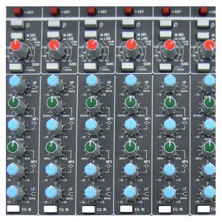 Mixing Desk Hire: Allen & Heath GL3300 24 Channel