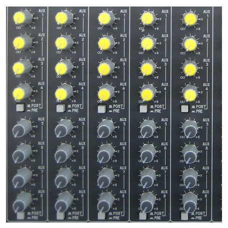 Mixing Desk Hire: Allen & Heath GL3300 24 Channel