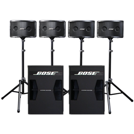 Bose Sound System >> Bose Pa Speaker System Hire In Oxford Oxford Sound Hire