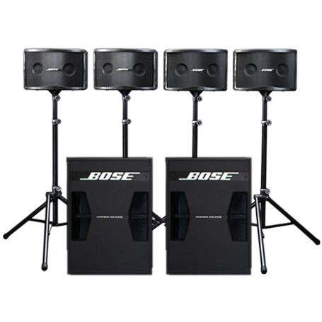 Bose Sound System >> Bose Pa Speaker System Large