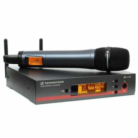 Sennheiser Handheld Radio Microphone