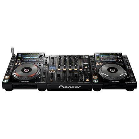 Hire Pioneer DJM-900NXS & CDJ-2000NXS Nexus in Oxfordshire